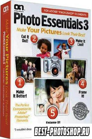 OnOne Photo Essentials 3.0.3 for Adobe Photoshop Elements [Eng]