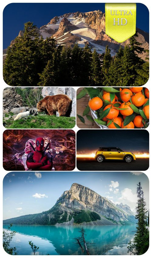 Ultra HD 3840x2160 Wallpaper Pack 92
