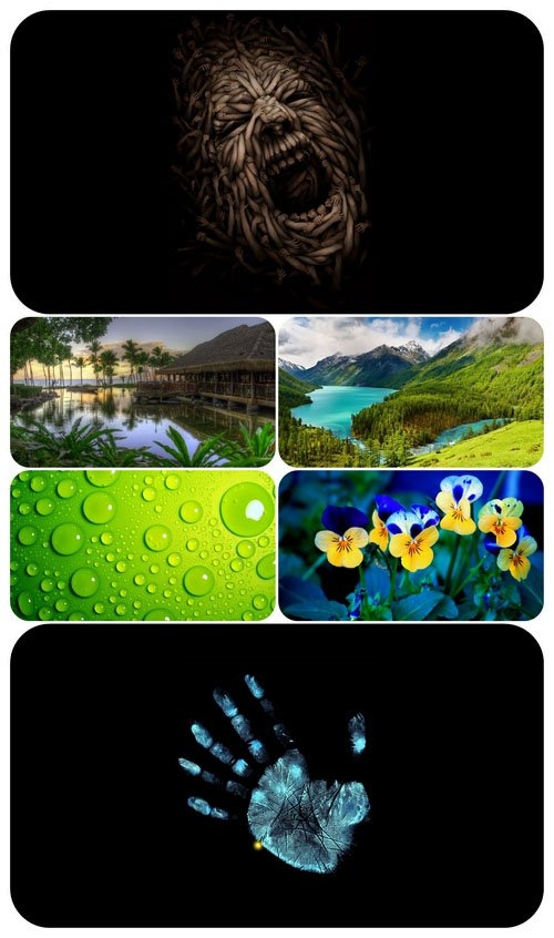 Beautiful Mixed Wallpapers Pack 412