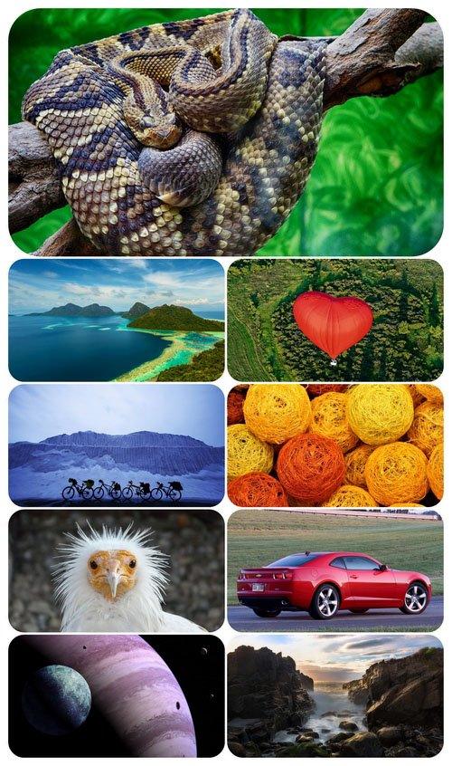 Beautiful Mixed Wallpapers Pack 414