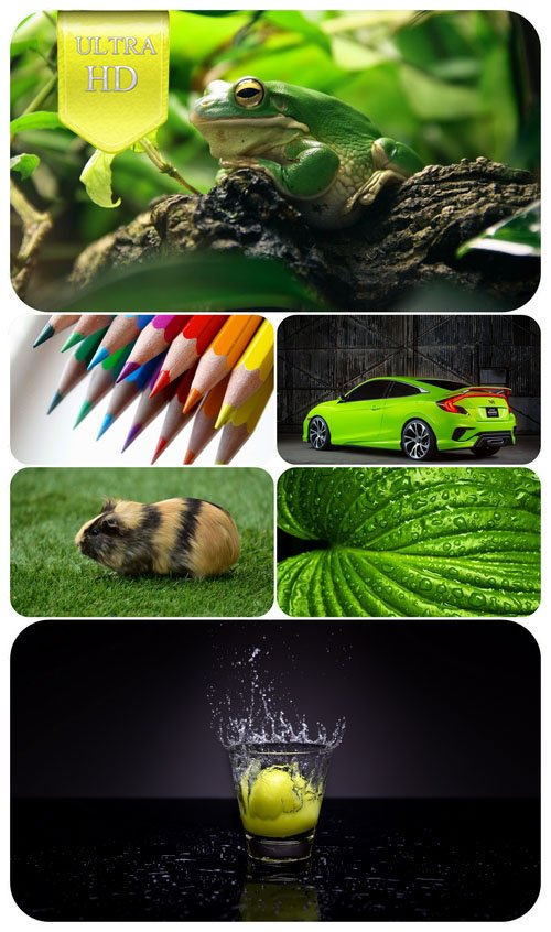 Ultra HD 3840x2160 Wallpaper Pack 95