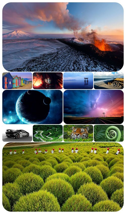 Beautiful Mixed Wallpapers Pack 416