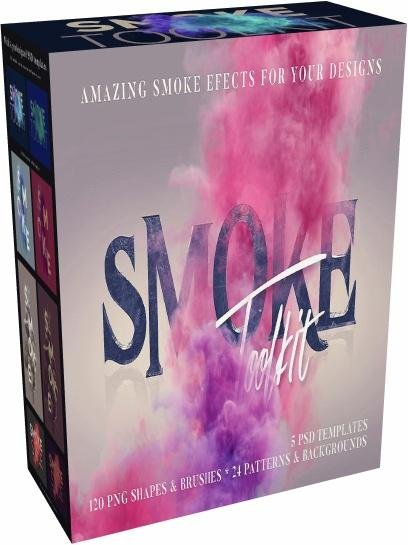 CreativeMarket - Smoke Toolkit