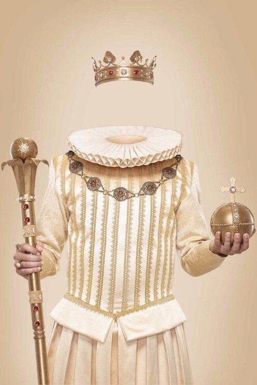 Шаблон мужской для фотошопа – Великий король
