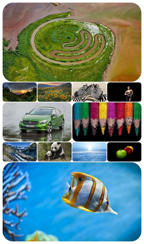Beautiful Mixed Wallpapers Pack 421