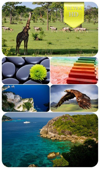 Ultra HD 3840x2160 Wallpaper Pack 101