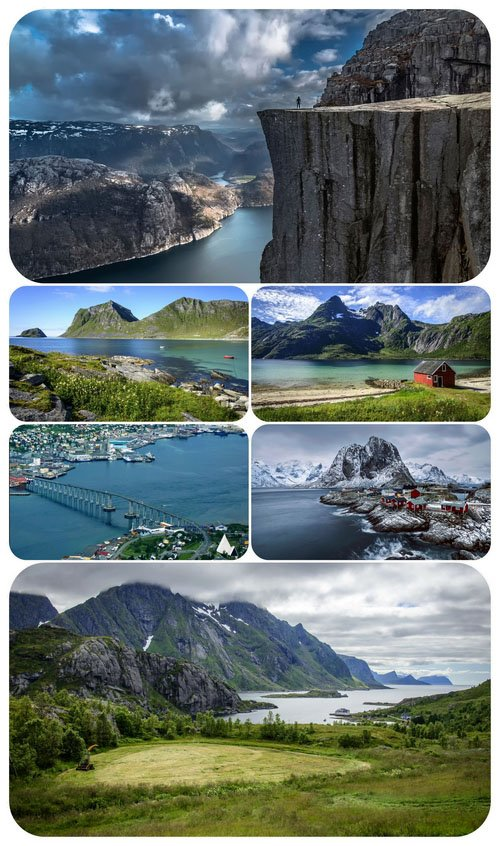 Desktop wallpapers - World Countries (Norway) Part 3