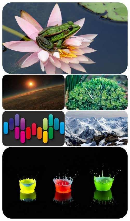 Beautiful Mixed Wallpapers Pack 424