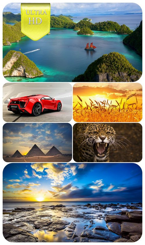 Ultra HD 3840x2160 Wallpaper Pack 102