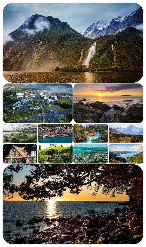 Desktop wallpapers - World Countries (New Zeland) Part 3