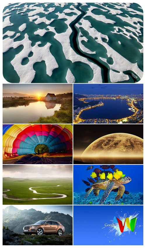 Beautiful Mixed Wallpapers Pack 428