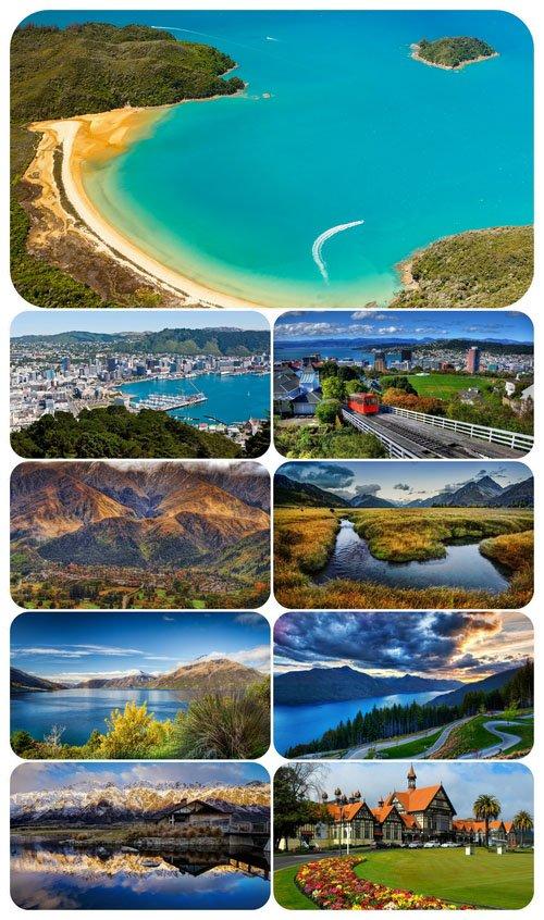 Desktop wallpapers - World Countries (New Zeland) Part 4
