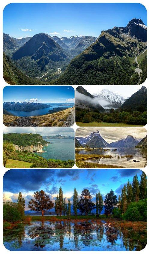 Desktop wallpapers - World Countries (New Zeland) Part 5