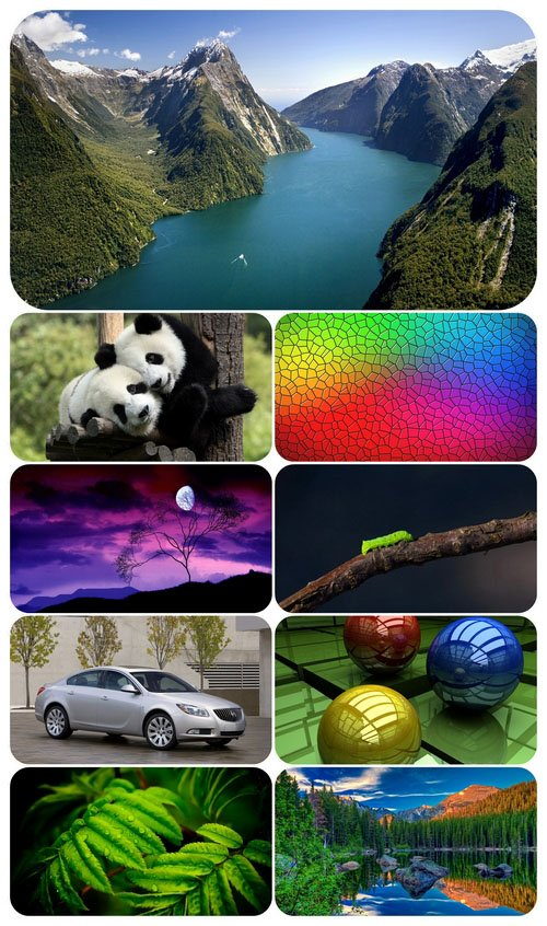 Beautiful Mixed Wallpapers Pack 430