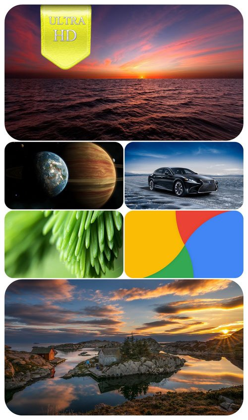 Ultra HD 3840x2160 Wallpaper Pack 108