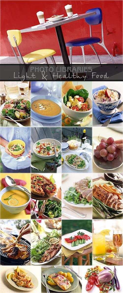 Light & Healthy Food
