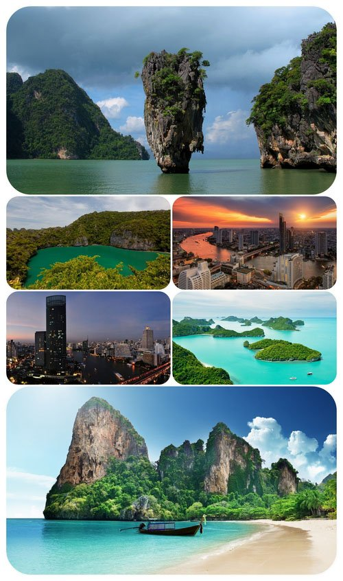 Desktop wallpapers - World Countries (Thailand) Part 4