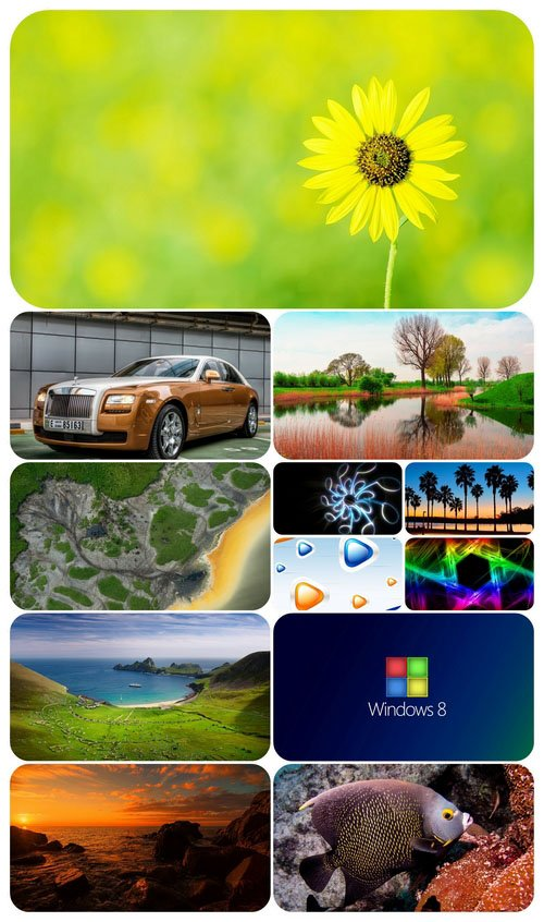 Beautiful Mixed Wallpapers Pack 435