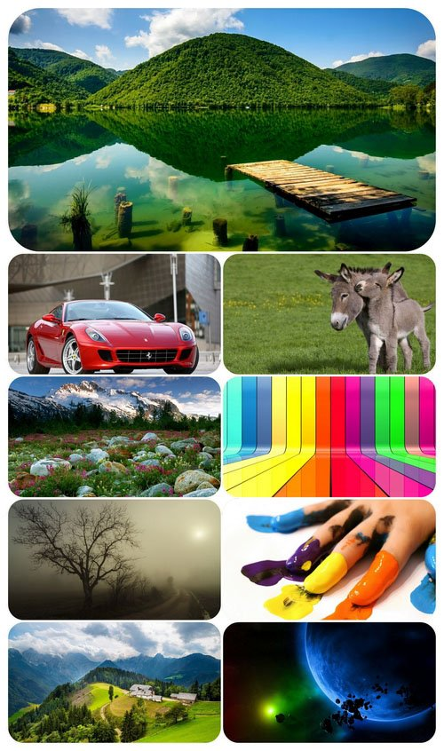 Beautiful Mixed Wallpapers Pack 436