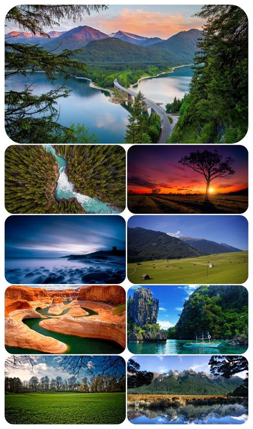 Most Wanted Nature Widescreen Wallpapers #269