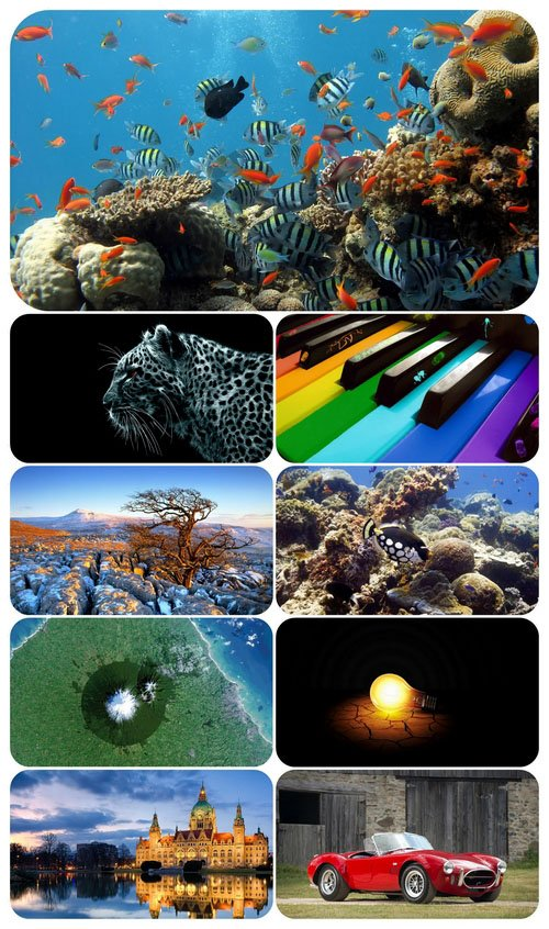 Beautiful Mixed Wallpapers Pack 439