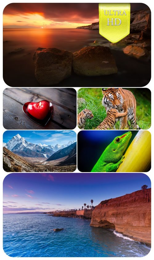 Ultra HD 3840x2160 Wallpaper Pack 115