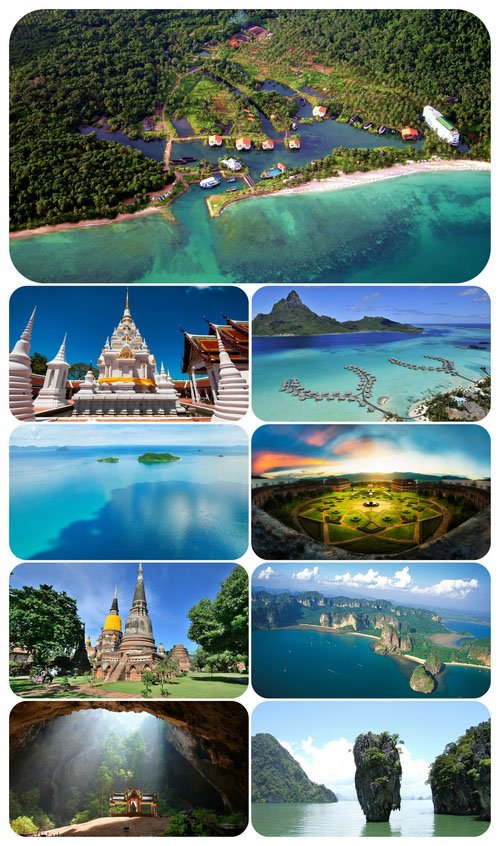 Desktop wallpapers - World Countries (Thailand) Part 5