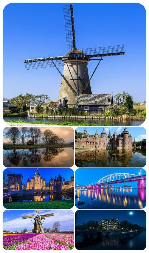 Desktop wallpapers - World Countries (Netherlands)