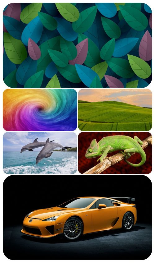 Beautiful Mixed Wallpapers Pack 447
