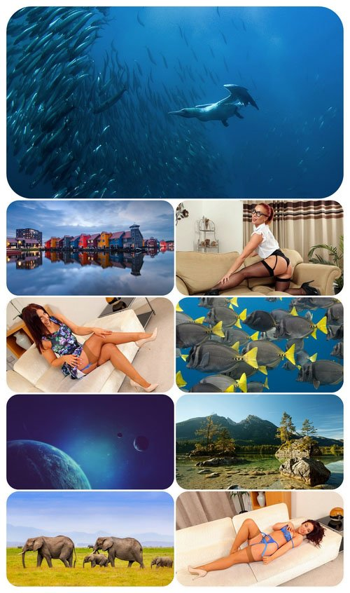 Beautiful Mixed Wallpapers Pack 448