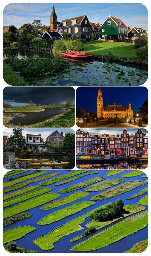 Desktop wallpapers - World Countries (Netherlands) Part 2