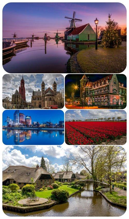 Desktop wallpapers - World Countries (Netherlands) Part 3