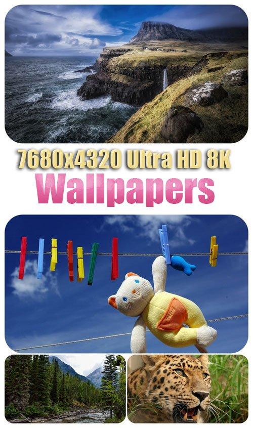 7680x4320 Ultra HD 8K Wallpapers 39