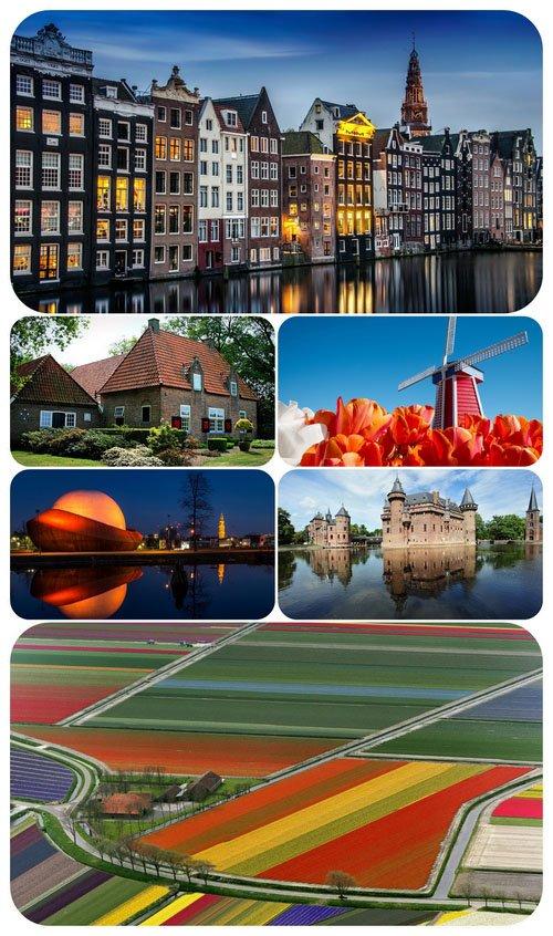 Desktop wallpapers - World Countries (Netherlands) Part 4
