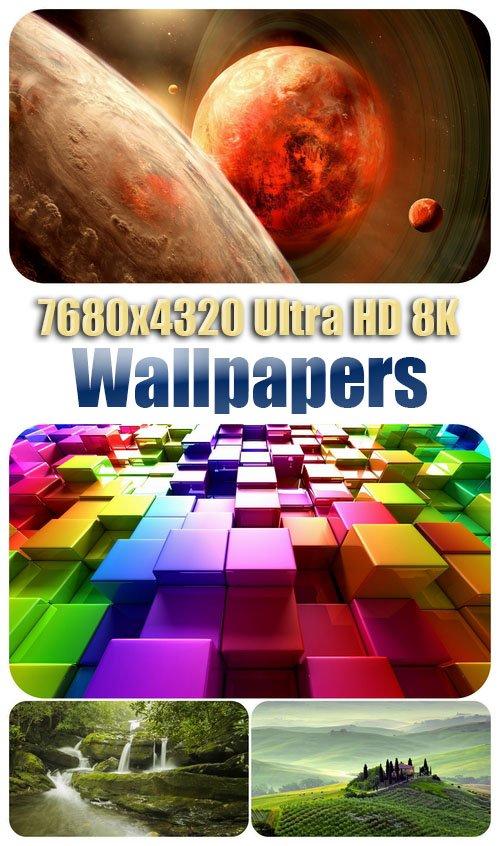 7680x4320 Ultra HD 8K Wallpapers 40