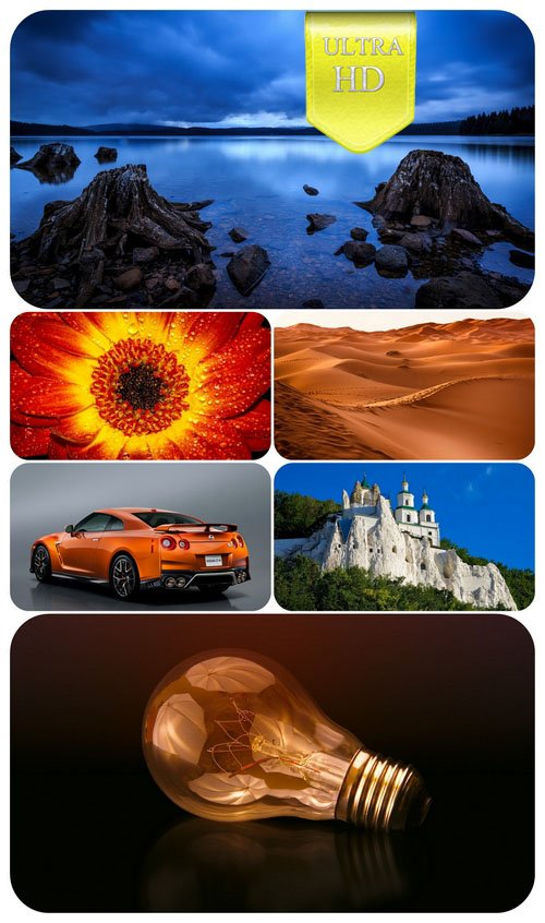 Ultra HD 3840x2160 Wallpaper Pack 123