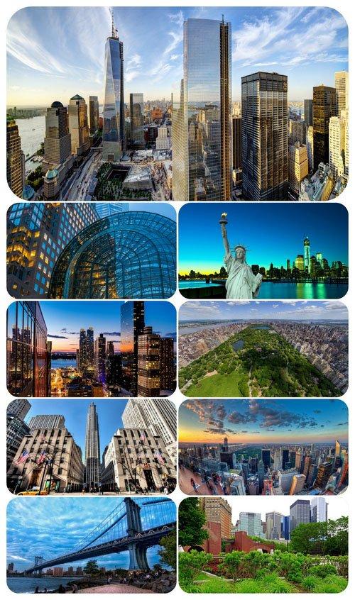 Wallpaper pack - New York (USA)