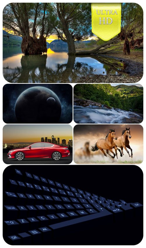 Ultra HD 3840x2160  Wallpaper Pack 124