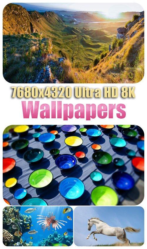 7680x4320 Ultra HD 8K Wallpapers 42