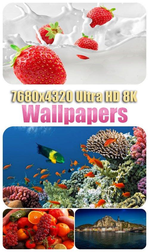 7680x4320 Ultra HD 8K Wallpapers 43