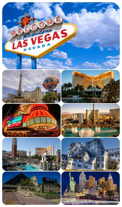 Wallpaper pack - Las Vegas (USA)