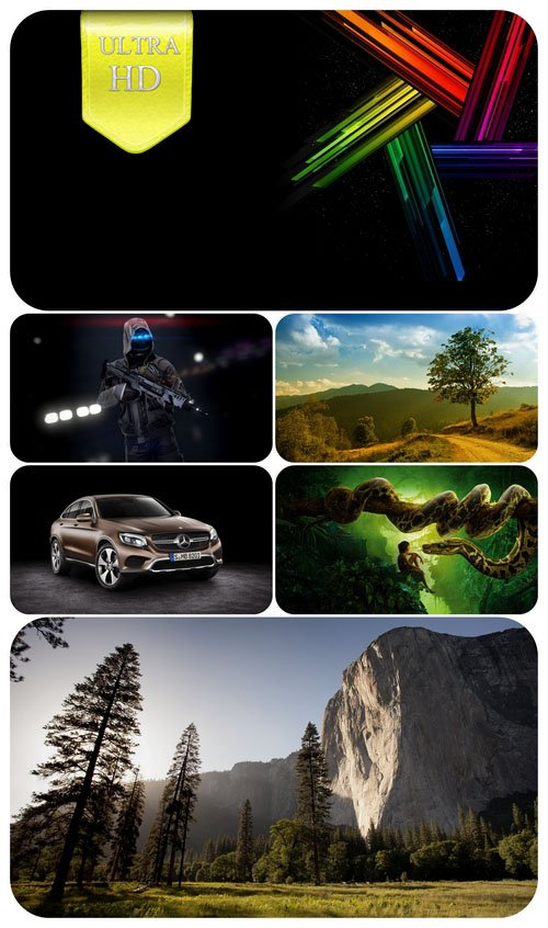 Ultra HD 3840x2160 Wallpaper Pack 126