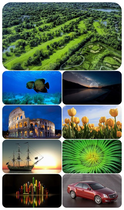 Beautiful Mixed Wallpapers Pack 452