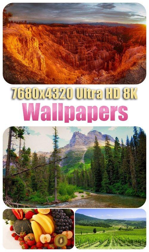 7680x4320 Ultra HD 8K Wallpapers 44