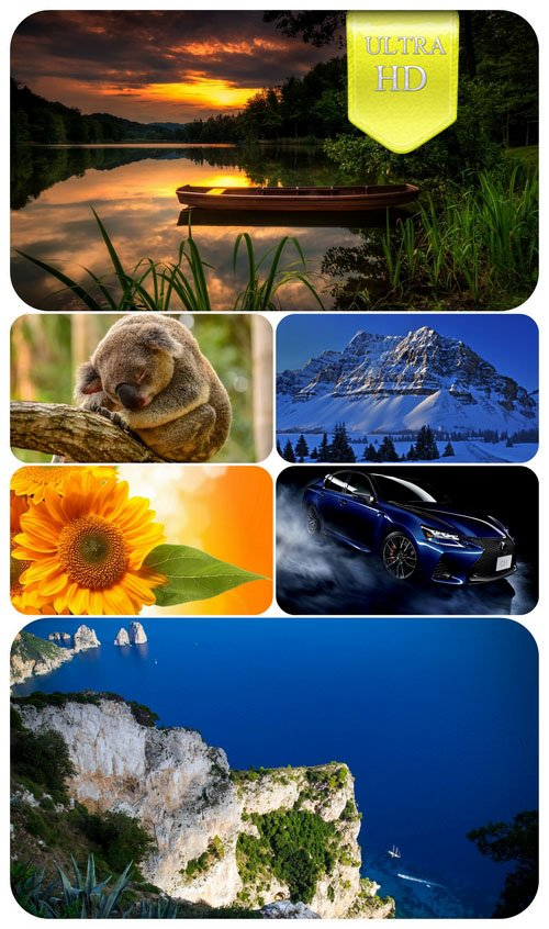 Ultra HD 3840x2160 Wallpaper Pack 134