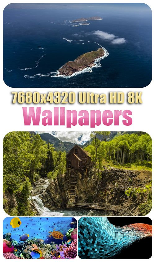 7680x4320 Ultra HD 8K Wallpapers 47