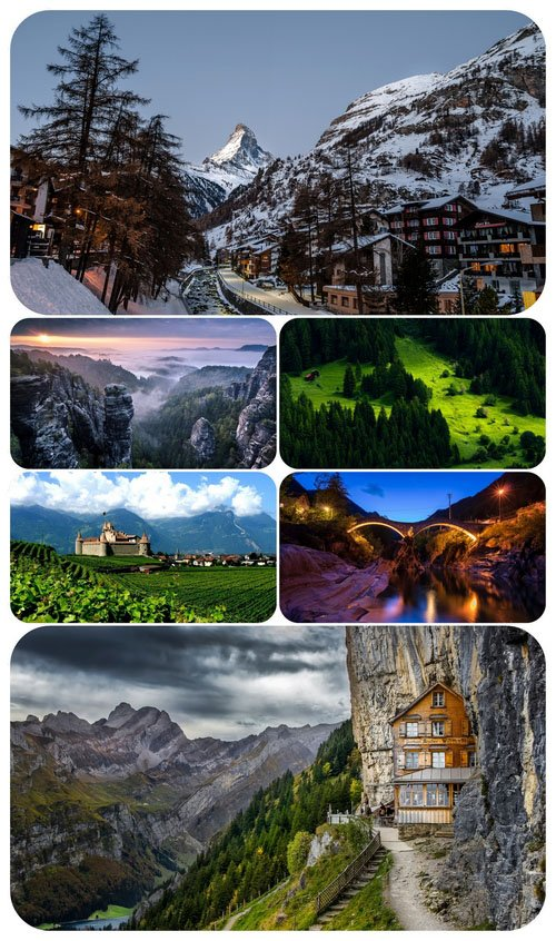 Desktop wallpapers - World Countries (Switzerland) Part 3