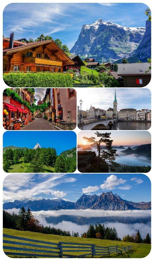 Desktop wallpapers - World Countries (Switzerland) Part 4