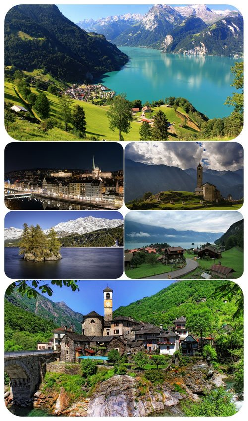 Desktop wallpapers - World Countries (Switzerland) Part 5