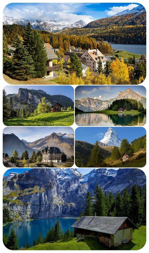 Desktop wallpapers - World Countries (Switzerland) Part 6